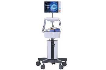 動脈硬化検査(血圧脈波検査装置)